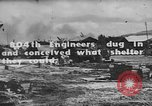 Image of 804th Aviation Engineers rebuilding Aslito Airfield Saipan Mariana Islands, 1944, second 6 stock footage video 65675047537