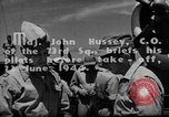 Image of 73rd Fighter Squadron Pacific Ocean, 1944, second 6 stock footage video 65675047538