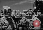 Image of 73rd Fighter Squadron Pacific Ocean, 1944, second 8 stock footage video 65675047538