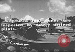 Image of 318th Fighter Group personnel Saipan Northern Mariana Islands, 1944, second 2 stock footage video 65675047540