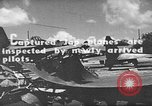 Image of 318th Fighter Group personnel Saipan Northern Mariana Islands, 1944, second 3 stock footage video 65675047540