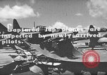 Image of 318th Fighter Group personnel Saipan Northern Mariana Islands, 1944, second 5 stock footage video 65675047540