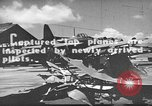 Image of 318th Fighter Group personnel Saipan Northern Mariana Islands, 1944, second 7 stock footage video 65675047540
