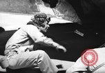 Image of 318th Fighter Group personnel Saipan Northern Mariana Islands, 1944, second 10 stock footage video 65675047540