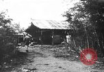 Image of U.S. troops setting up camp on captured Japanese base Aslito Airfield Saipan Mariana Islands, 1944, second 2 stock footage video 65675047542
