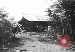Image of U.S. troops setting up camp on captured Japanese base Aslito Airfield Saipan Mariana Islands, 1944, second 3 stock footage video 65675047542