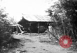 Image of U.S. troops setting up camp on captured Japanese base Aslito Airfield Saipan Mariana Islands, 1944, second 6 stock footage video 65675047542