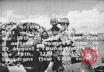 Image of US Army Air Forces 318th Fighter Group P-47 aircraft  Aslito Airfield Saipan Mariana Islands, 1944, second 7 stock footage video 65675047544