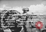 Image of US Army Air Forces 318th Fighter Group P-47 aircraft  Aslito Airfield Saipan Mariana Islands, 1944, second 10 stock footage video 65675047544