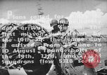 Image of US Army Air Forces 318th Fighter Group P-47 aircraft  Aslito Airfield Saipan Mariana Islands, 1944, second 11 stock footage video 65675047544