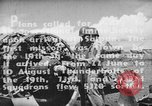 Image of US Army Air Forces 318th Fighter Group P-47 aircraft  Aslito Airfield Saipan Mariana Islands, 1944, second 12 stock footage video 65675047544