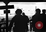 Image of Pilots of 318th Fighter Group debriefed after mission Saipan Mariana Islands, 1944, second 5 stock footage video 65675047554