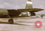 Image of B-26 Marauder bombers Germany, 1945, second 8 stock footage video 65675047562