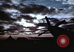 Image of Sparks fly as P-47 lands with right tire missing Belgium, 1945, second 8 stock footage video 65675047577