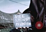 Image of American Red Cross area Munich Germany, 1945, second 3 stock footage video 65675047578