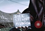 Image of American Red Cross area Munich Germany, 1945, second 4 stock footage video 65675047578