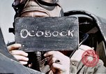 Image of P-47 Thunderbolt fighter pilot Munich Germany, 1945, second 4 stock footage video 65675047582