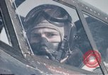 Image of P-47 Thunderbolt fighter pilot Munich Germany, 1945, second 6 stock footage video 65675047582