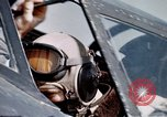 Image of P-47 Thunderbolt fighter pilot Munich Germany, 1945, second 9 stock footage video 65675047582