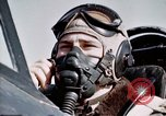 Image of P-47 Thunderbolt fighter pilot Munich Germany, 1945, second 10 stock footage video 65675047582