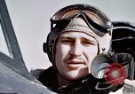 Image of P-47 Thunderbolt fighter pilot Munich Germany, 1945, second 12 stock footage video 65675047582