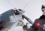 Image of P-47 Thunderbolt fighter planes Munich Germany, 1945, second 1 stock footage video 65675047583