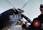 Image of P-47 Thunderbolt fighter planes Munich Germany, 1945, second 2 stock footage video 65675047583