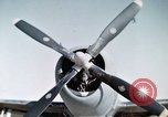 Image of P-47 Thunderbolt fighter planes Munich Germany, 1945, second 4 stock footage video 65675047583