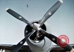 Image of P-47 Thunderbolt fighter planes Munich Germany, 1945, second 5 stock footage video 65675047583