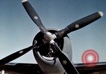 Image of P-47 Thunderbolt fighter planes Munich Germany, 1945, second 12 stock footage video 65675047583