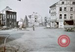 Image of ruins of town Germany, 1945, second 12 stock footage video 65675047585