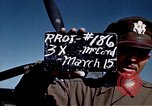 Image of P-47 Thunderbolt fighter planes Germany, 1945, second 4 stock footage video 65675047586