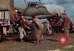 Image of B-26 Marauder bomber aircraft Germany, 1945, second 7 stock footage video 65675047596
