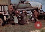 Image of B-26 Marauder bomber aircraft Germany, 1945, second 9 stock footage video 65675047596
