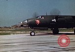 Image of B-26 Marauder bomber aircraft Germany, 1945, second 2 stock footage video 65675047600