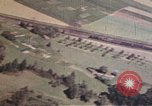 Image of strafing supply train European Theater, 1944, second 9 stock footage video 65675047630