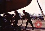 Image of P-47 Thunderbolt fighter planes Belgium, 1945, second 8 stock footage video 65675047642