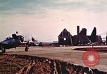Image of P-47 Thunderbolt fighter planes Belgium, 1945, second 4 stock footage video 65675047643