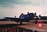 Image of P-47 Thunderbolt fighter planes Belgium, 1945, second 8 stock footage video 65675047643