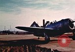 Image of P-47 Thunderbolt fighter planes Belgium, 1945, second 9 stock footage video 65675047643