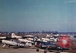 Image of P-47 Thunderbolt fighter aircraft Belgium, 1945, second 9 stock footage video 65675047645