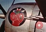 Image of P-47 Thunderbolt fighter aircraft Beauvechain Belgium, 1945, second 7 stock footage video 65675047646