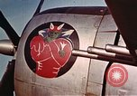 Image of P-47 Thunderbolt fighter aircraft Beauvechain Belgium, 1945, second 12 stock footage video 65675047646