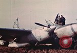 Image of P-38 Lightning fighter aircraft Belgium, 1945, second 12 stock footage video 65675047647