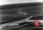 Image of attack on two Focke-Wulf Fw-190 planes European Theater, 1944, second 12 stock footage video 65675047671