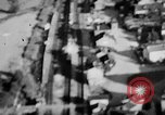 Image of strafing train and motor vehicles European Theater, 1944, second 6 stock footage video 65675047708