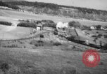 Image of strafing train European Theater, 1944, second 8 stock footage video 65675047709