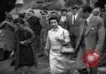 Image of Queen Elizabeth Rome Italy, 1959, second 8 stock footage video 65675047735