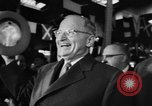 Image of former President Harry Truman New York City USA, 1956, second 11 stock footage video 65675047747