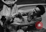 Image of dog parade Seattle Washington USA, 1956, second 6 stock footage video 65675047749